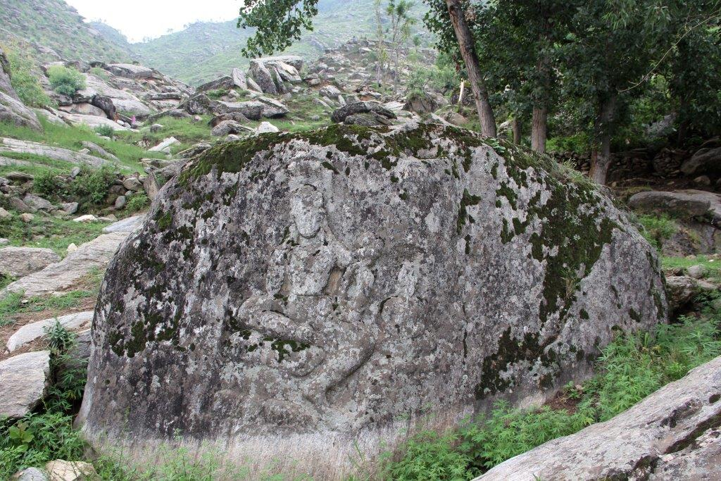 Swat's rock carvings need immediate attention