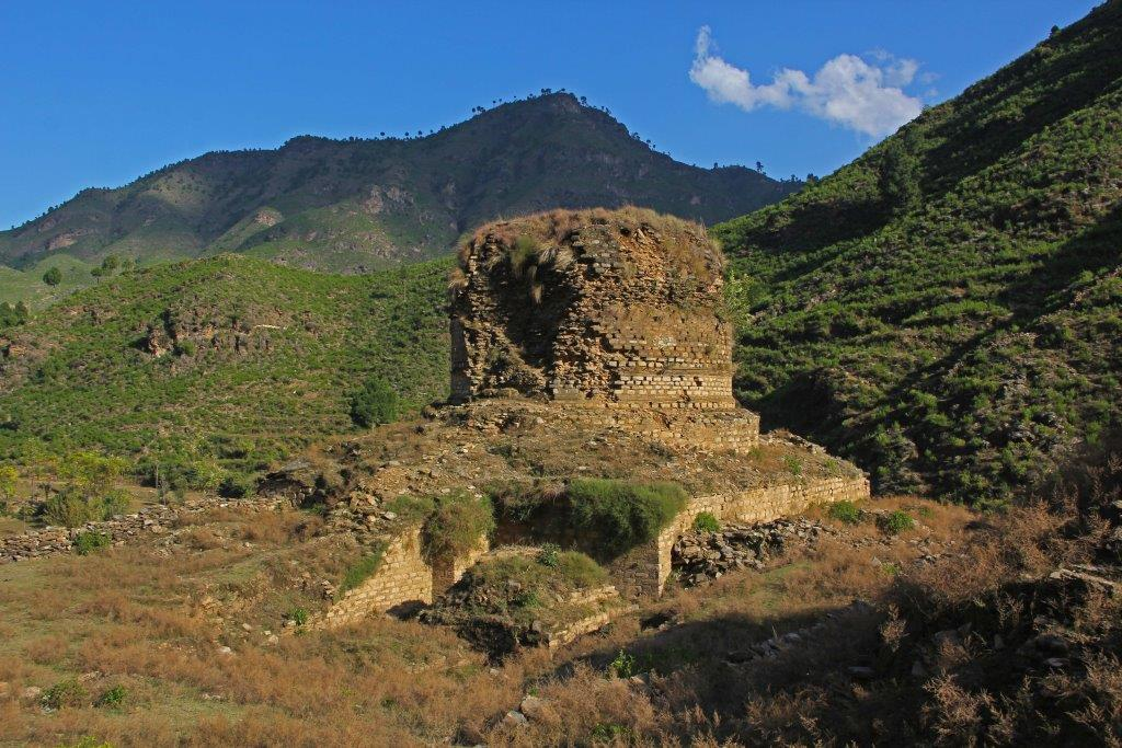 Crumbling state of Gandhara heritage needs govt's attention