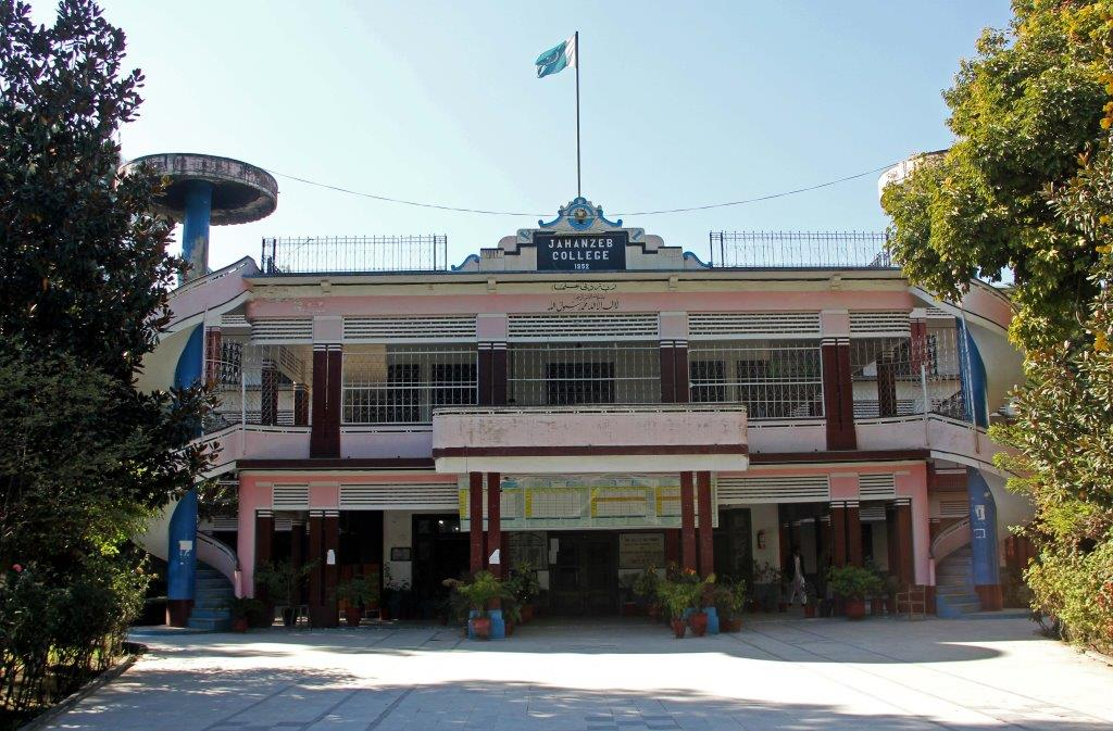 Demolition of Jahanzeb College rejected