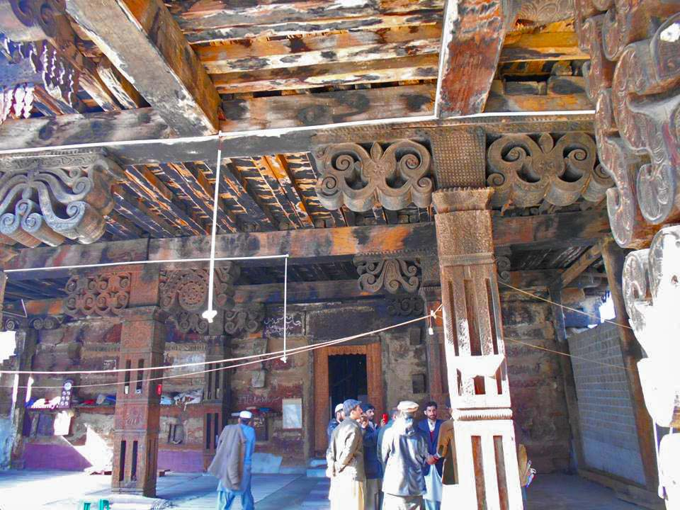 Youth take keen interest in the rich culture heritage of the Upper Kohistan