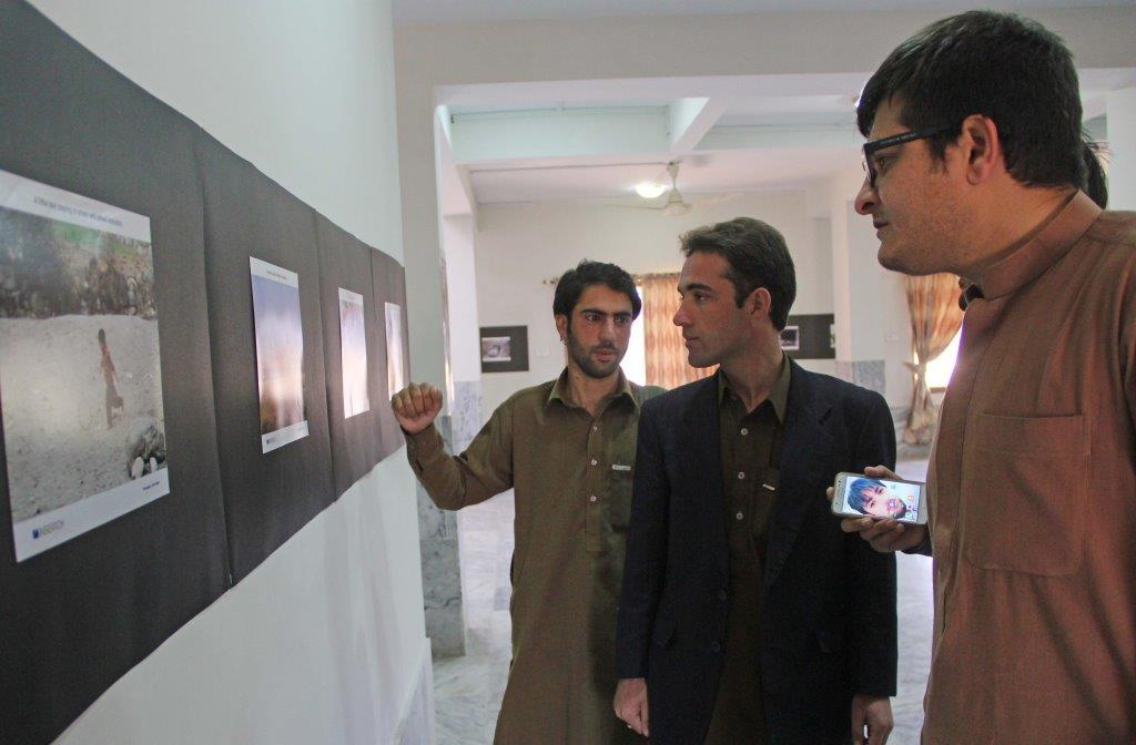 Photo exhibition attracts all walks of life in Swat