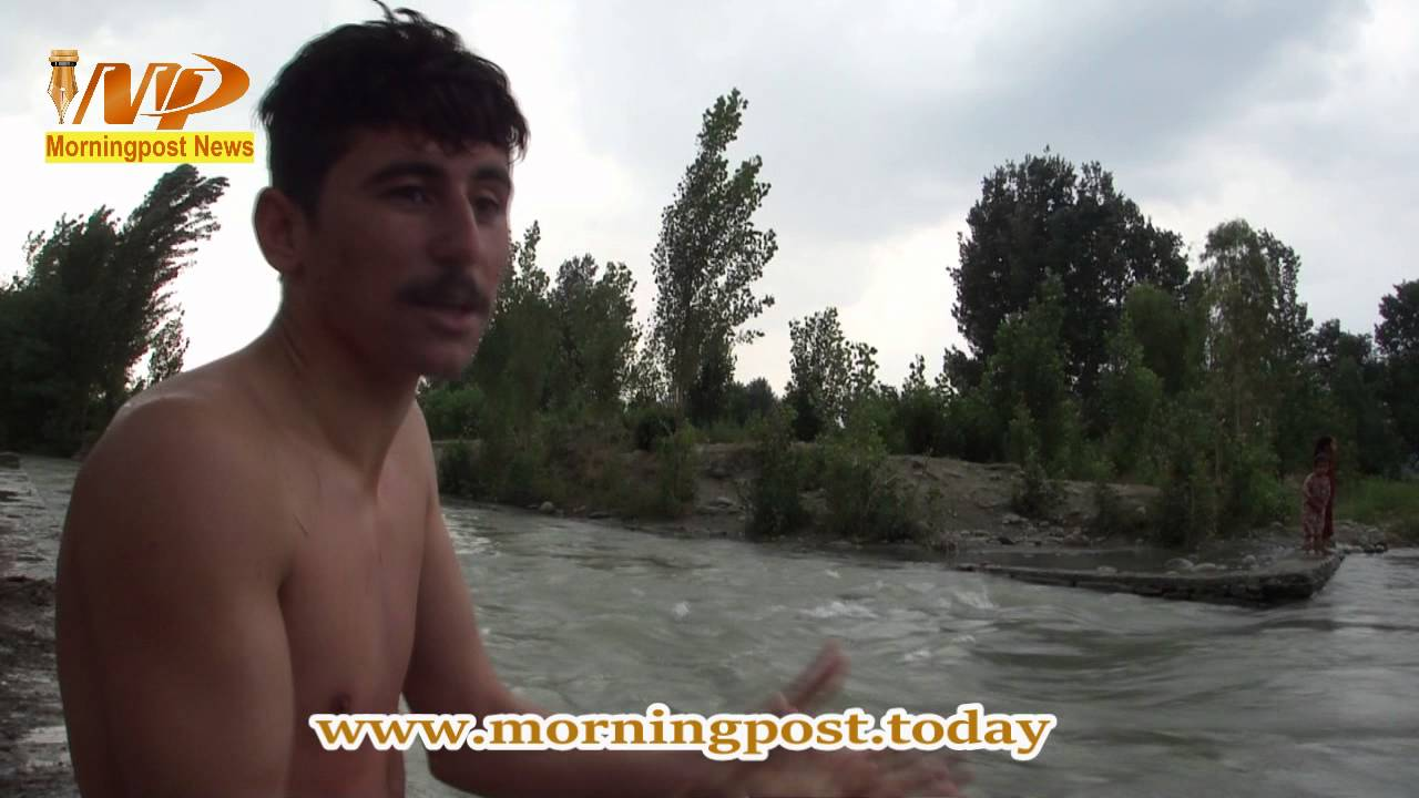 River Swat attracts tourists and Local Residence during Ramazan