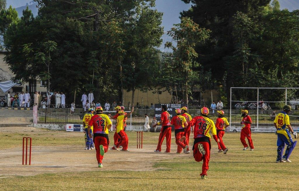 Shameezee Baryali stun Elum Batoran to win Swat Super League