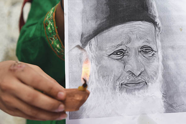 EDHI ORGANIZATION IN TROUBLE AFTER EDHI