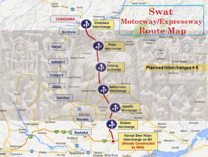Swat Motorway or Gandhara Cultural Heritage Corridor: Prospects and Threats to Gandhara Cultural Heritage