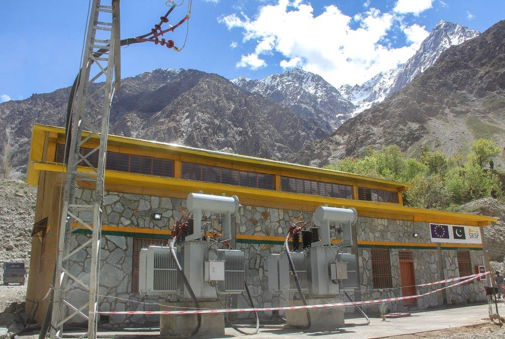 Charity provides 2.5 million units of Electricity to Chitral
