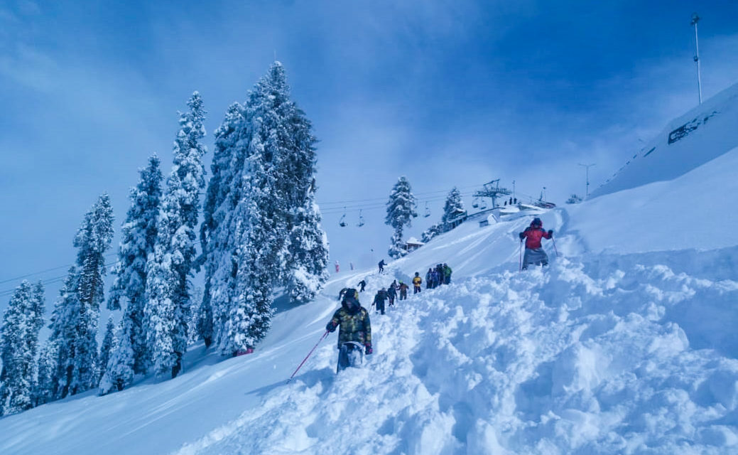 Malam Jabba, all set, to host two national ski championships