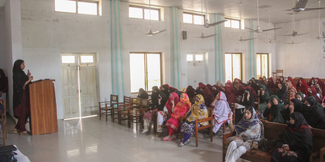 International Women's Day marked in Swat
