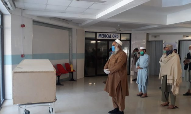 Three more Covid-19 patients died in Swat during the last 24 hours