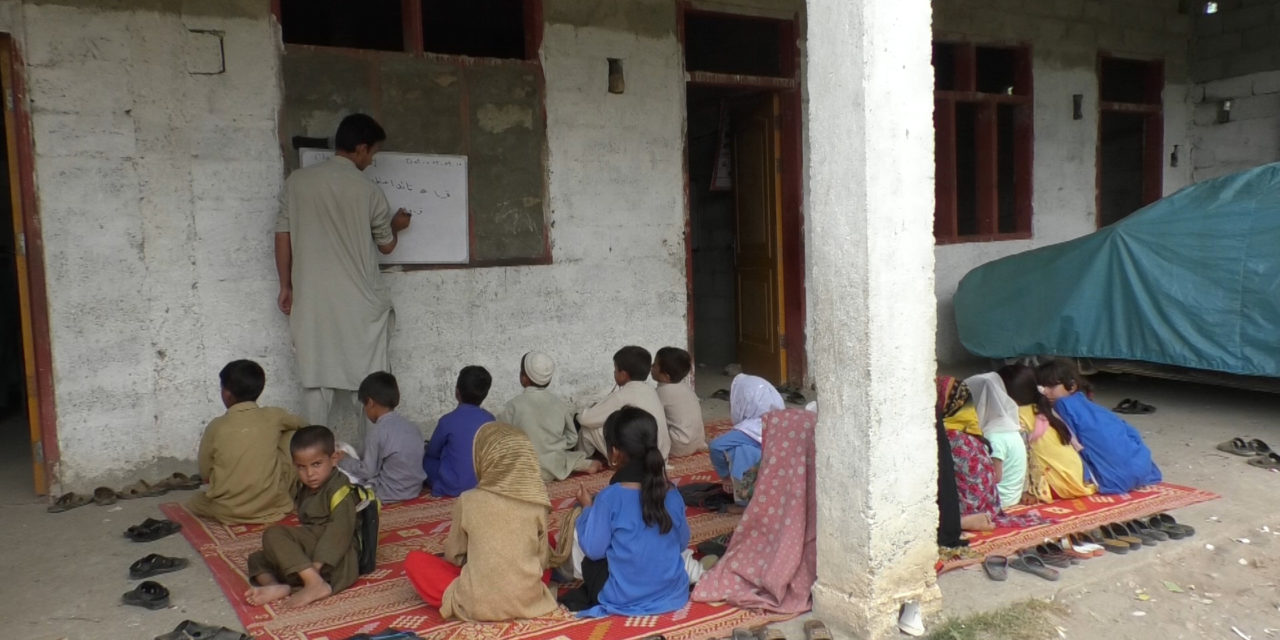 Lack of basic facilities contribute to poor quality of education in Swat