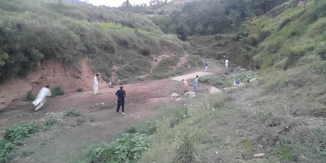 Youth in Swat demand of new sports facilities