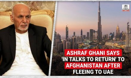 Afghanistan debacle potentially puts UAE on the spot